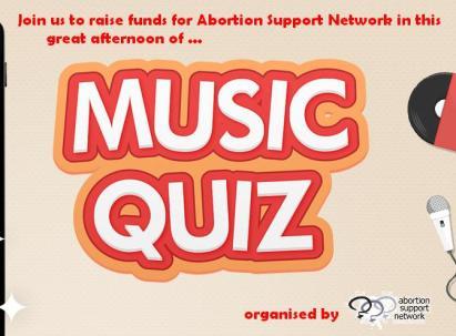 evento Music Quiz