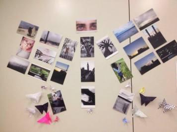 Photo exhibition by Sin Fronteras, by Alborada London