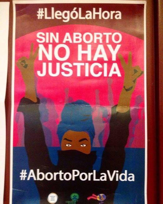 Sin aborto no hay justicia