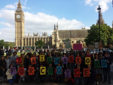 2015 Solidarity with march for choice