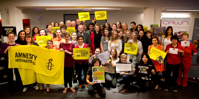2014 Event Amnesty International