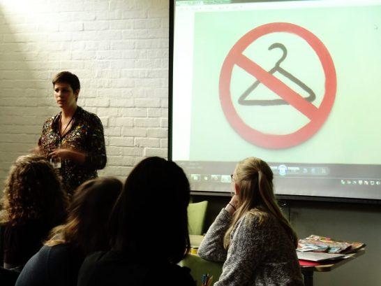 Workshop 15M London Women's Assembly, by Eloísa C.