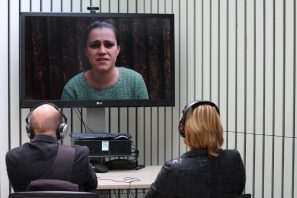 Video exhibition, by Magda Fabianczyk