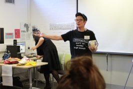 Workshop Project Transfer, by Magda Fabianczyk